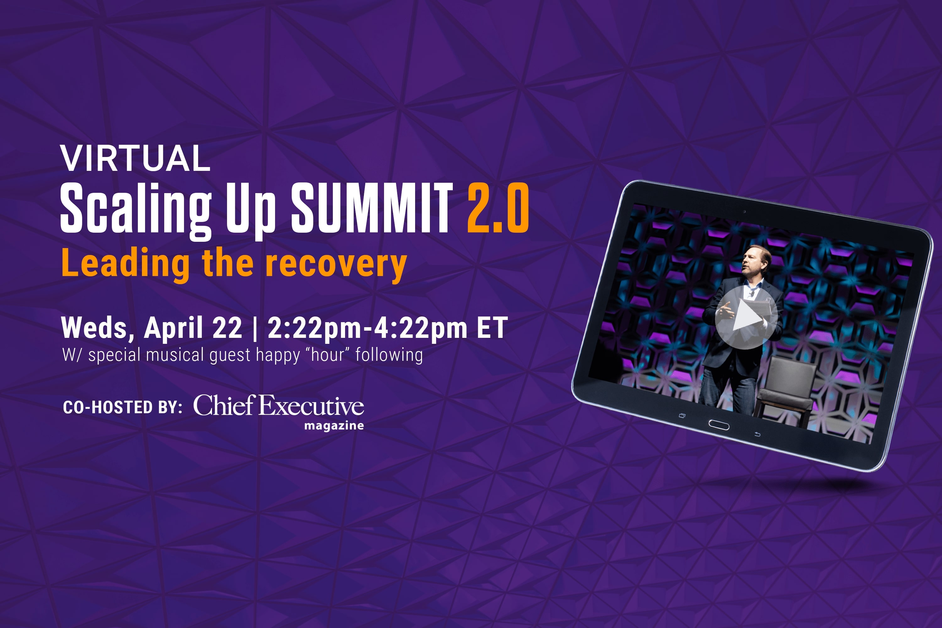 Scaling Up Summit 2.0 [Recording] | $95