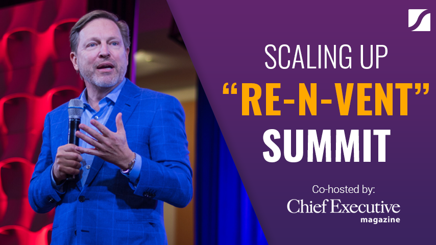 Scaling Up RE-N-VENT Summit -Recording