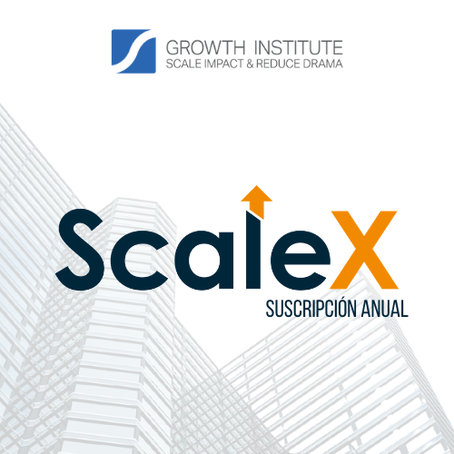 SCALE X - pago anual