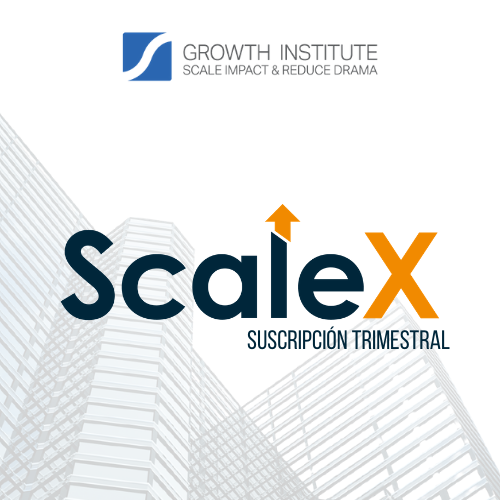 Scale X -  pagos trimestrales