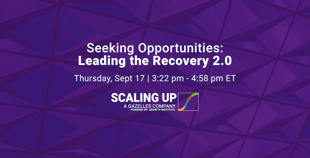 Leading the Recovery 2.0 Summit [Replay] | $995